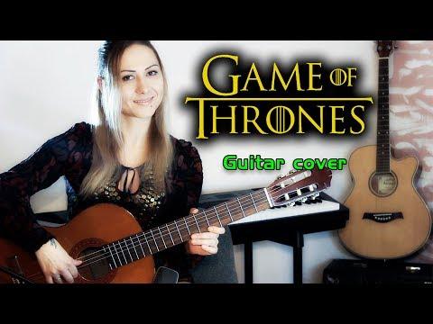OST Game Of Thrones (Игра престолов) | На гитаре + разбор
