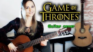 OST Game of Thrones (Игра престолов) | На гитаре + разбор