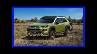 Video Toyota ft-ac concept wants you to venture off-road download MP3, 3GP, MP4, WEBM, AVI, FLV Maret 2018