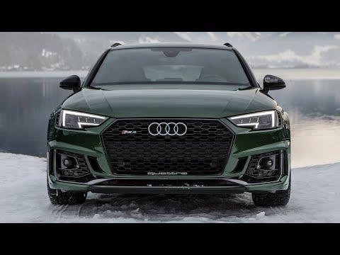FINALLY! New 2018 AUDI RS4 (450hp/600Nm/BiTurbo) - TOOK OVER INSTAGRAM AGAIN - Sonoma green etc