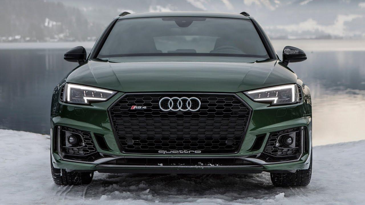 Finally New 2018 Audi Rs4 450hp 600nm Biturbo Took