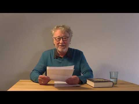 """Wir lesen vor - Worte verbinden:  Heinz D. Haun startet die Serie """"LiteraView"""""""