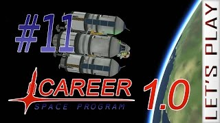 Kerbal Space Program 1.0 #11 [EVA] - Career