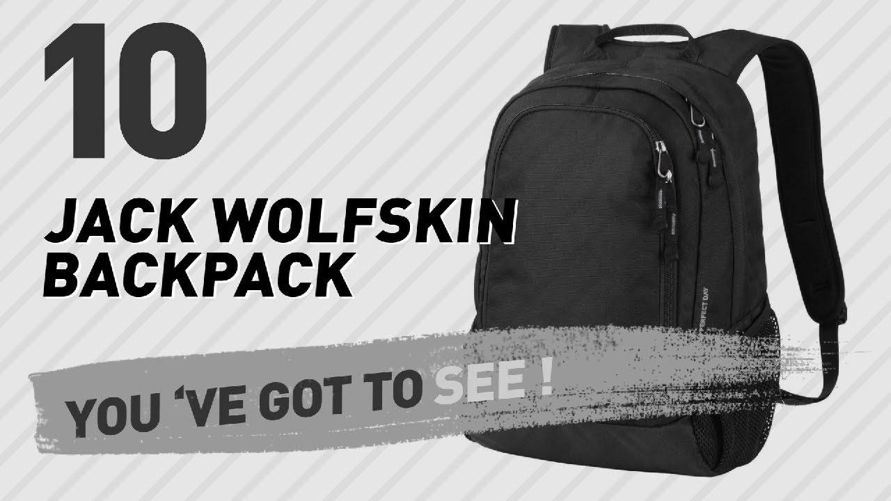 c5e8b8d474 Jack Wolfskin Backpack Great Collection, Just For You! // UK Best ...