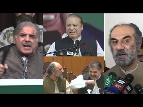 Pakistani Politicians are so FUNNY :D :D :D | PakiXah thumbnail