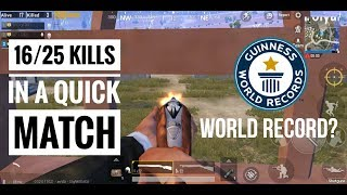 PUBGM: CAN THUMB PLAYER DO THIS ? | BEST THUMB PLAYER | WORLD RECORD PUBG |