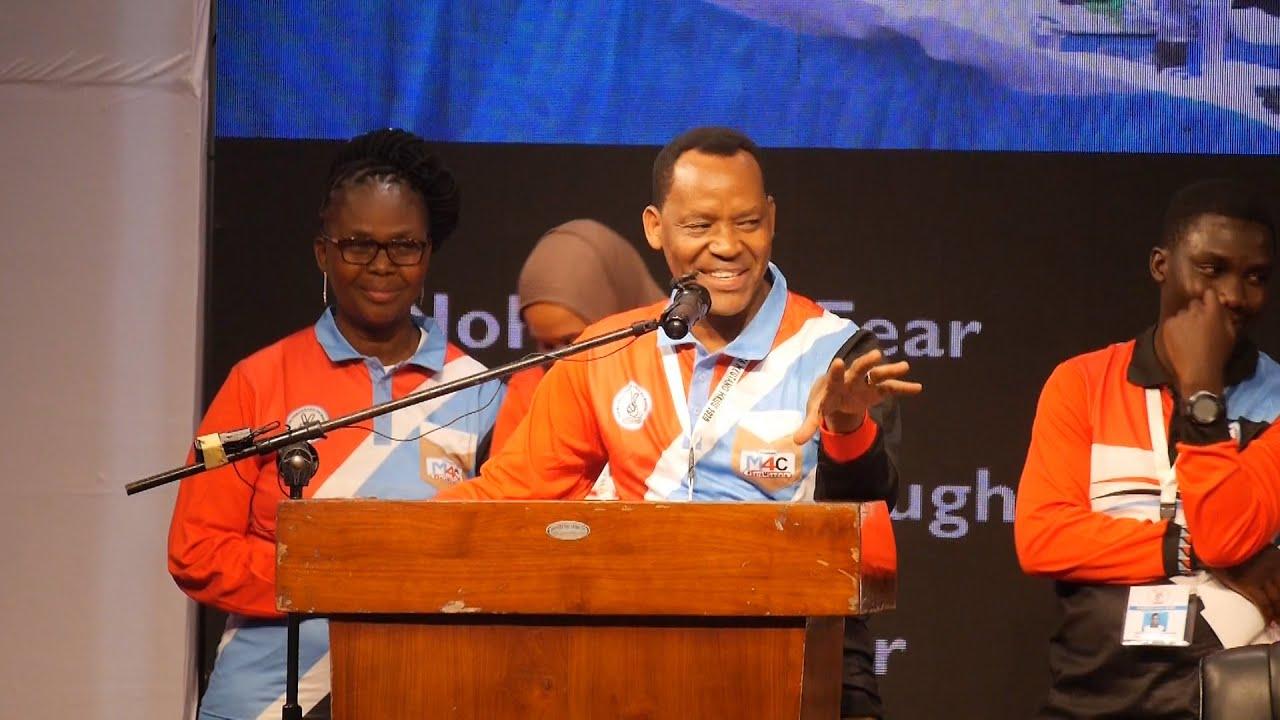 Lazaro Nyalandu Aangusha 'SONG' Jukwaani Wajumbe Wote HOI