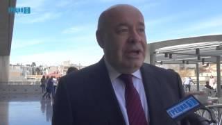 Интервью с Спецпредставителем президента РФ Михаилом Швыдким
