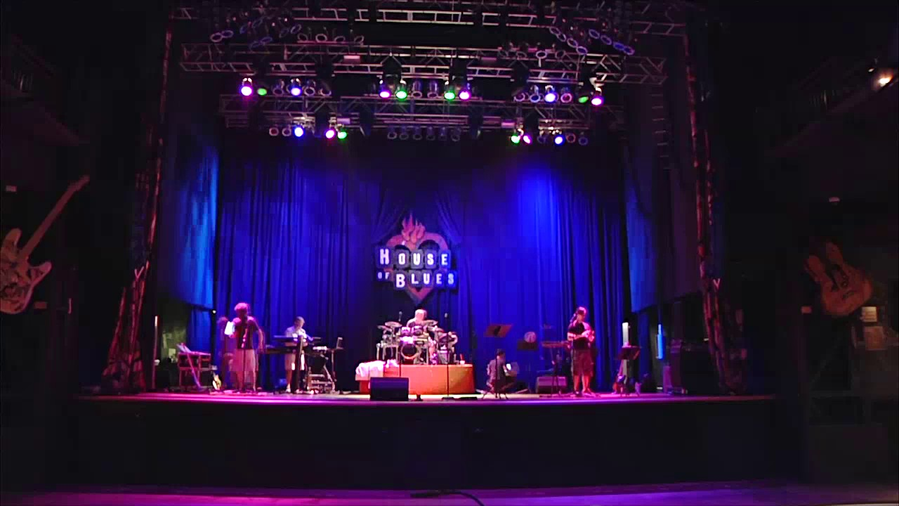 the pictures band at house of blues houston 10-12-2013 - time