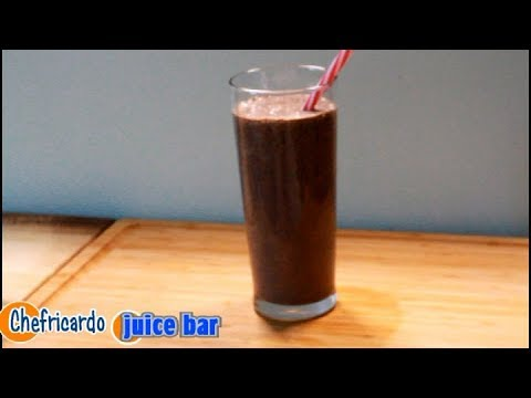 Oreo & Milk Drink  Chef Ricardo Juice Bar  Oreo & Milk Drink