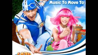 LazyTown - Never Say Never