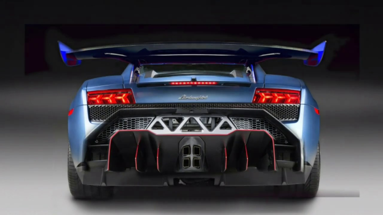 Modified Lamborghini Gallardo The Monster Edited Photoshop Youtube