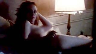 Kristen Stewart Topless On The Road Scene!