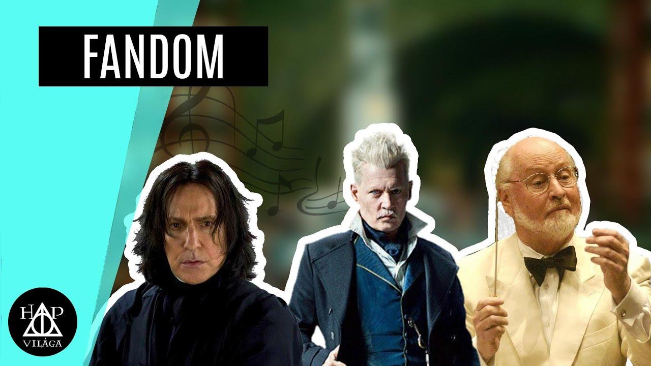 A legjobb rajongói Harry Potter-zenék | Harry Potter Világa
