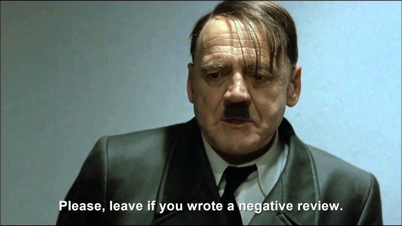 Hitler and his Gangnam Style debacle: Part III
