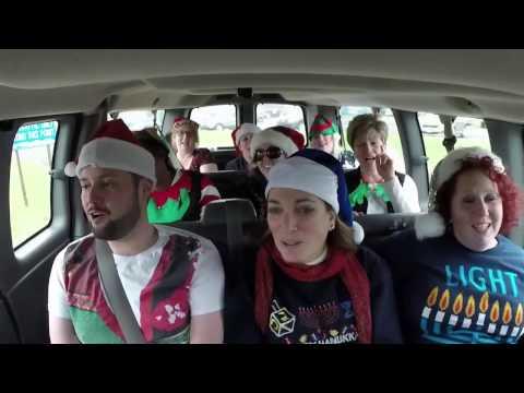 Christmas Carpool Karaoke - 2016 Truman Holiday Show