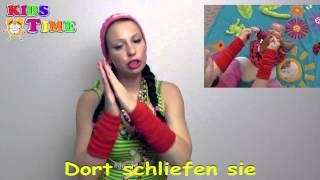 Himpelchen und Pimpelchen | Lustiges Fingerspiel mit Text | बच्चों जर्मन के लिए गीत
