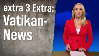 extra 3 Extra: Vatikan-News