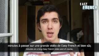 Easy French short episodes -  What did you wear today?