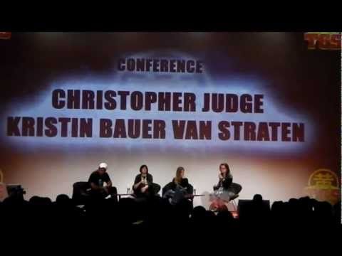 TGS 2012 Inauguration & Conférence