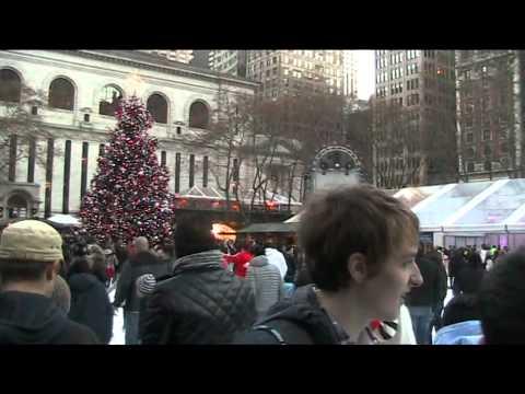Jingle Bell Rock New York, 2014 Christmas Holidays