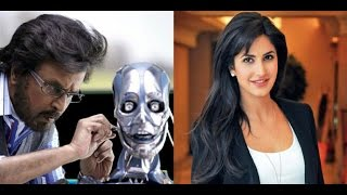 Katrina Kaif is Rajini's Heroine in Enthiran 2 | Hot Tamil Cinema News