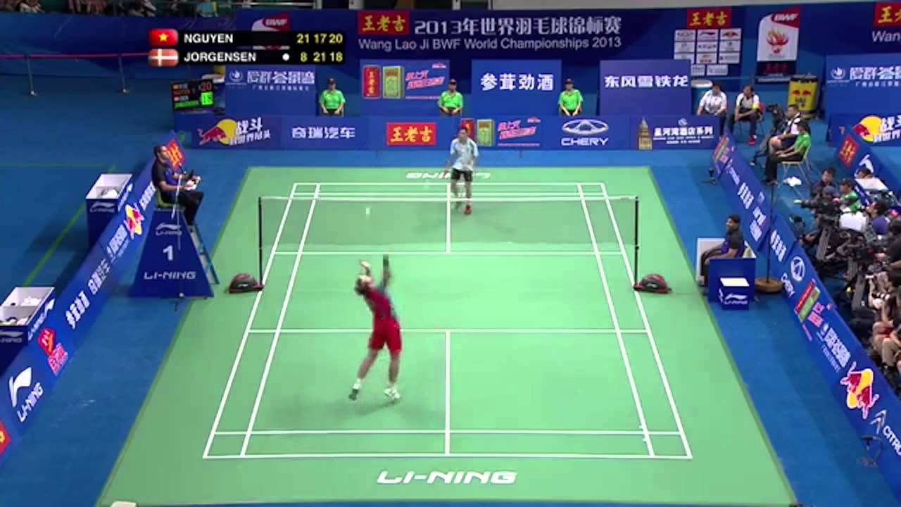 Longest rally in badminton history (Men´s singles) - YouTube Badminton Players Position