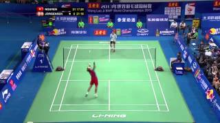 Cover images Longest rally in the history of badminton