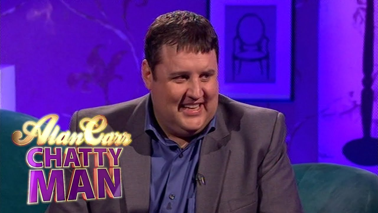 Peter Kay - Full Interview on Alan Carr: Chatty Man