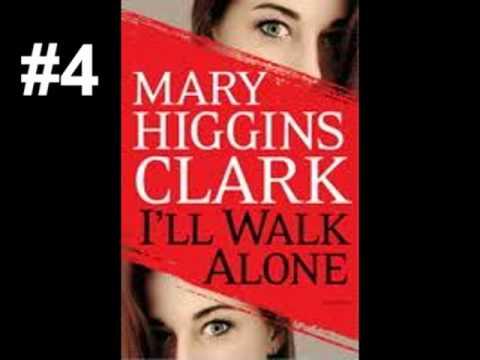 Mary Higgins Clark - 10 Best Books