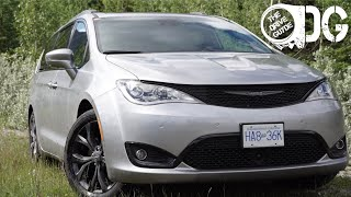 2019 Chrysler Pacifica S Limited Review: The Maxed Out Minivan