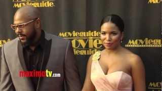 Maya Gilbert Rockmond Dunbar Movieguide Awards 2013 Red Carpet