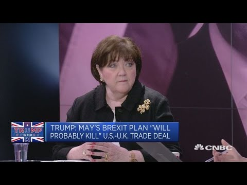 Ex-US official: Brexit white paper not clear on trade deals beyond EU | In The News
