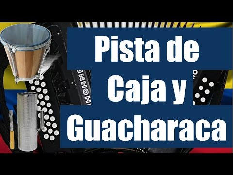 Video Pista Acordeón Vallenato Ritmo Merengue Ràpido