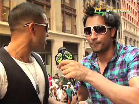 Jay Sean India Day Parade 2009