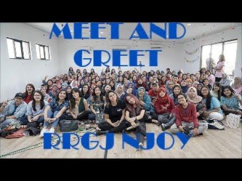 RRGJ NJOY - MEET AND GREET