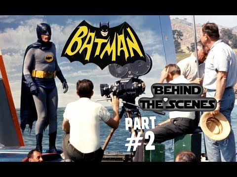 Batman TV Series Behind the Scenes Pt. 2