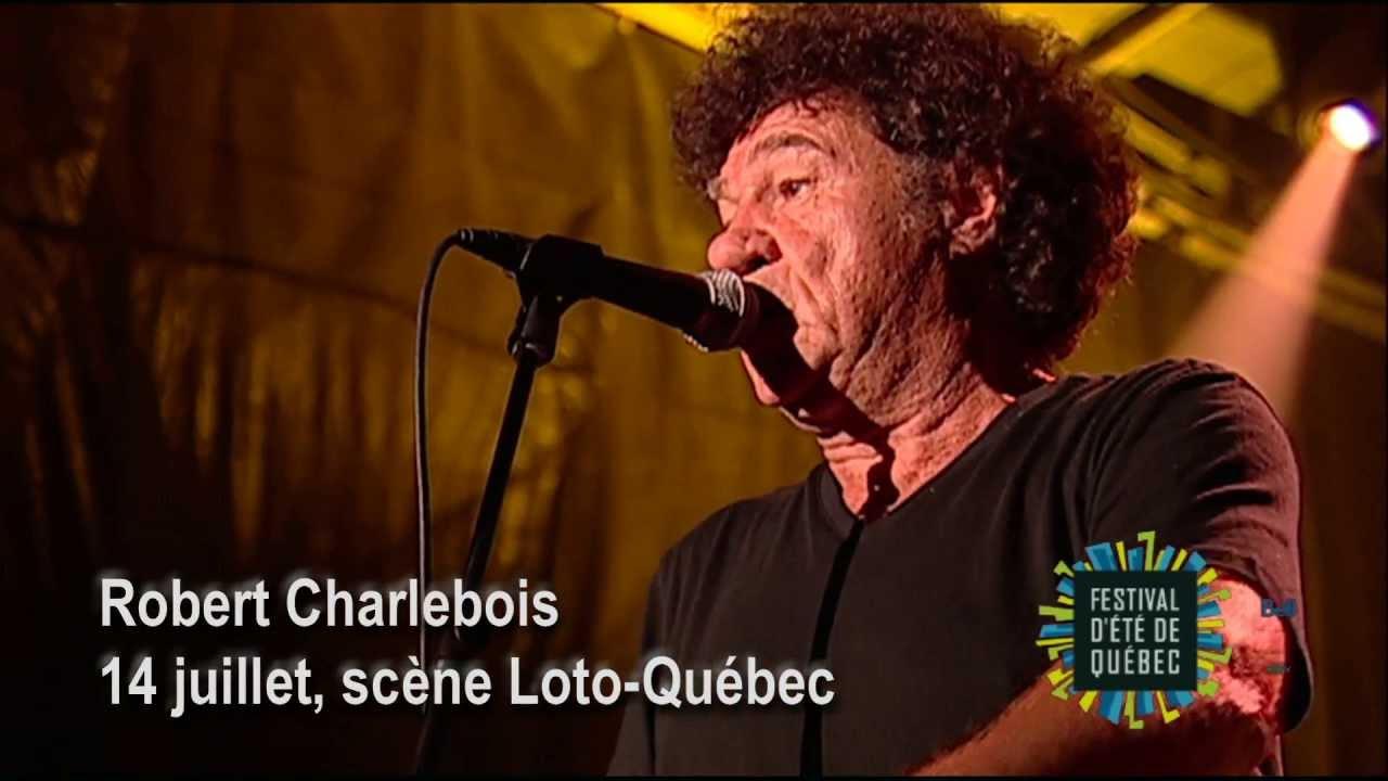 video: Robert Charlebois-Festival d'été de Québec