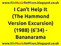 Miniature de la vidéo de la chanson I Can't Help It (The Hammond Version Excursion)