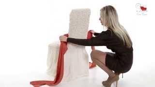 Чехлы на стулья(Представляем новинку в России. Итальянские чехлы подходят для любых стульев!, 2014-08-04T09:34:46.000Z)
