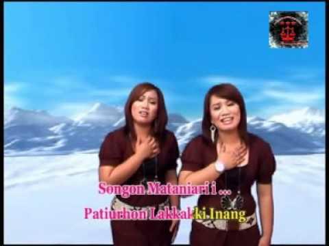 Duet Nadeak Sister -  Burion Ku Dohot Ilukki