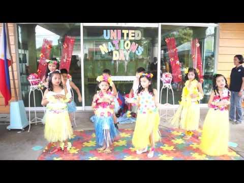 JWKLC Grade3: Tahitian Hawaiian Roller Coaster Ride