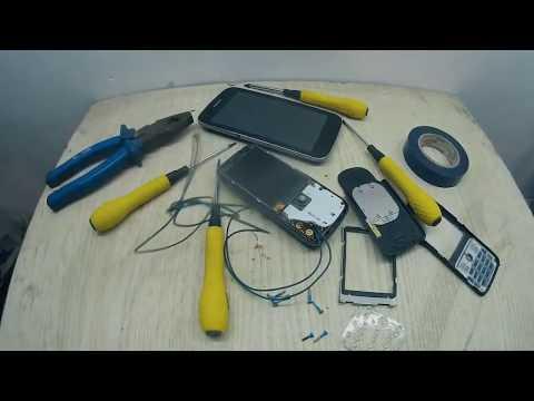 ✅Интересные самоделки из мобильного телефона