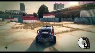 Dirt 3 [Español][HD 1080P][Circuito Libre][Derrape][ HD 7850 DUAL X]