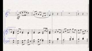 Ancient Dances (Oboe Sonata No. 3), Op. 35 - III. Courante
