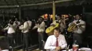 Esther & Jim Wedding Reception - Mariachis & Pictures