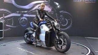 La moto électrique la plus puissante dévoilée au salon du deux-roues - 04/12