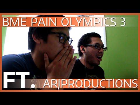 Shinobi Shenanigans: BME PAIN OLYMPICS 3 (ft. ARJPRODUCTlONS)