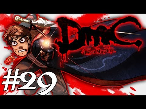How Dante Got His Groove Back - DMC - Devil May Cry Gameplay / Walkthrough w/ SSoHPKC Part 29 - My Kind of Rain