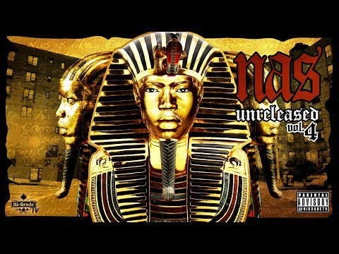 Nas - Unreleased Vol.4 (Full Mixtape)